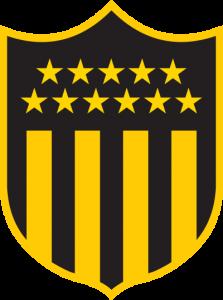 penarol logo escudo 1011 223x300 - Peñarol Logo - Club Atlético Peñarol Badge
