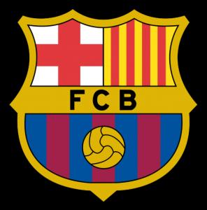 Barcelona logo escudo 11 296x300 - FC Barcelona Logo