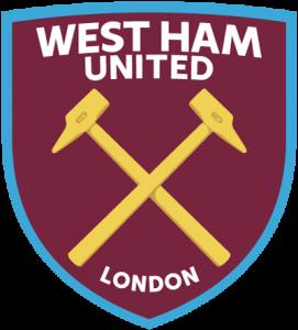 west ham united logo 51 271x300 - West Ham United FC Logo