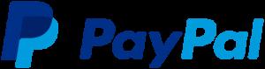 paypal logo21 300x79 - Paypal Logo