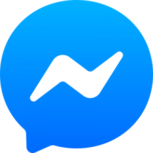 facebook messenger logo 031 300x300 - Facebook Messenger Logo