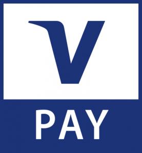 vpay logo 41 277x300 - V Pay Logo