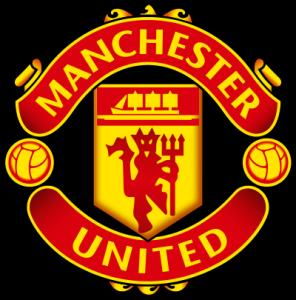 Manchester United logo escudo 61 296x300 - Manchester United Logo