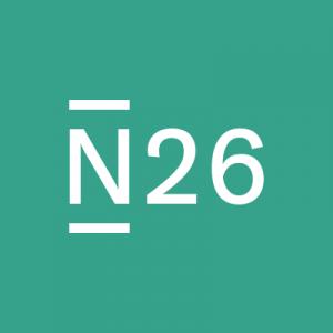 n26 logo 71 300x300 - N26 Logo