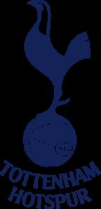 tottenham logo escudo 91 146x300 - Tottenham Hotspur FC Logo