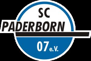 paderborn logo 41 300x203 - SC Paderborn 07 Logo