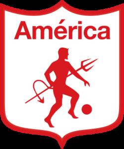 america de cali logo 41 250x300 - América de Cali Logo