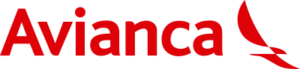 avianca logo 5 11 300x69 - Avianca Logo