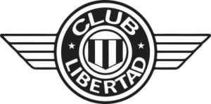 club libertad logo escudo 51 300x148 - Club Libertad Logo