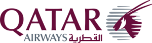 qatar airways logo 51 300x85 - Qatar Airways Logo