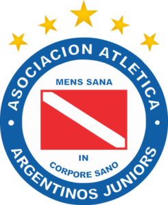 argentinos juniors logo 51 245x300 - Argentinos Juniors Logo