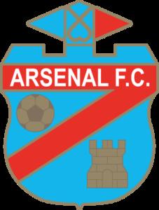 arsenal fc logo 41 227x300 - Arsenal FC Sarandí Logo