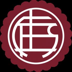 lanus logo 41 300x300 - Club Atlético Lanús Logo