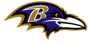 baltimore ravens logo 51 300x145 - Baltimore Ravens Logo