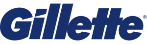 gillette logo 31 300x90 - Gillette Logo