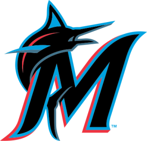 miami marlins logo 41 300x287 - Miami Marlins Logo