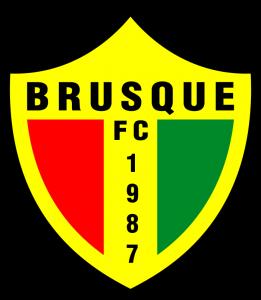brusque fc logo 51 261x300 - Brusque FC Logo (Brazil)
