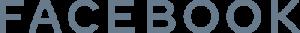 facebook inc logo 41 300x33 - FACEBOOK Inc. Logo