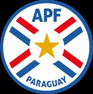 apf seleccion de futbol de paraguay logo 41 297x300 - APF Logo - Paraguay National Football Team Logo