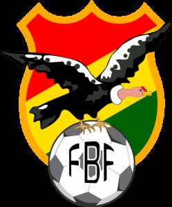 fbf selección de futbol de bolivia logo 4 249x300 - FBF Logo - Bolivia National Football Team Logo